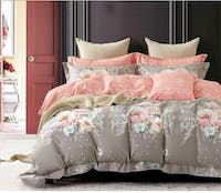 Sleep Buddy Set Sprei Flowery Classic Cotton Sateen 160x200x30