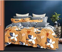 Sleep Buddy Set Sprei Hyacinth Cotton Sateen 160x200x30
