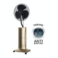 Kangaroo Kipas Angin Misty Fan KG208 Anti Bacterial
