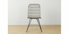 Cass Living Mory Chair Dark Grey
