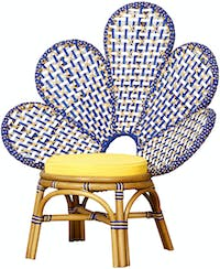 Cass Living Agneia Flower Chair
