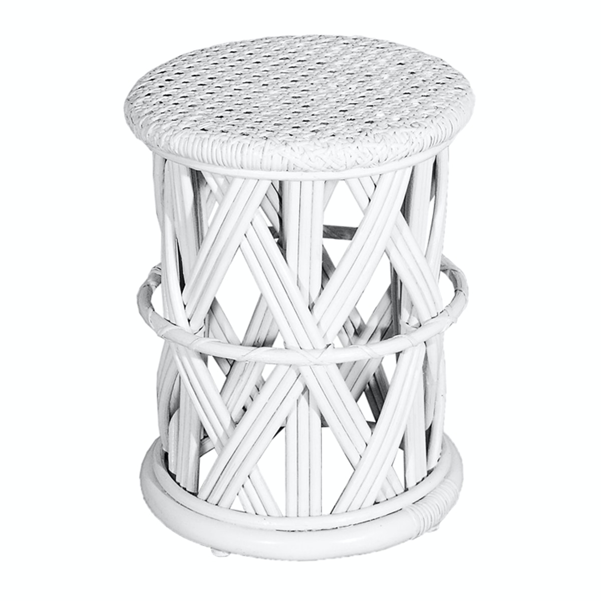 Cass Living Side Table Peacock