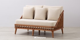 Cass Living Bloom Lounge   Seater