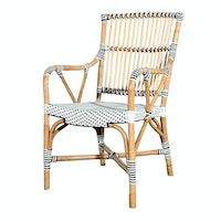 Cass Living Armchair Sq Bistro