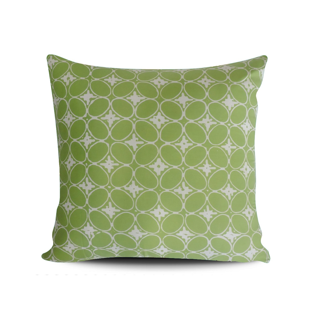Sendean Designs Sawarna Daun Kawung Cushion Cover 40x40cm