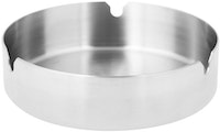 Cookville Stainless Steel Ashtray [12 cm]