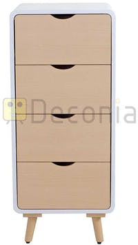 Deconia Oliver 4 Drawers