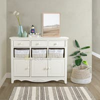 Deconia Jasmine Drawers Full Ivory