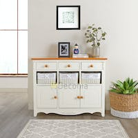 Deconia Jasmine Drawers Natural Top