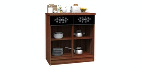 Super Kabinet KSB 821 French Walnut