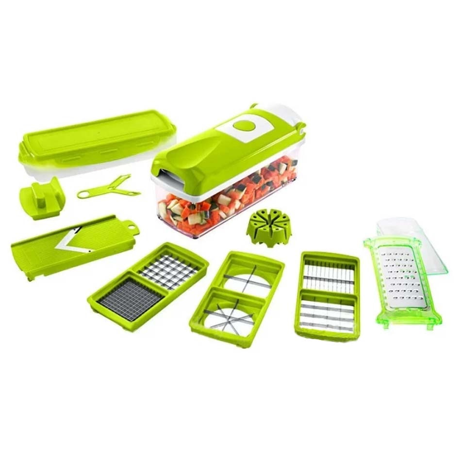 StarHome StarHome Nicer Dicer Plus - Pemotong Serbaguna - Alat Pemotong Sayuran - As Seen On Tv