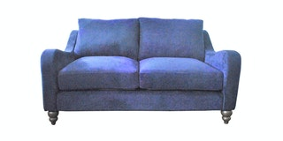 Svarna Design Sofa Atosca 2 Dudukan Electric Blue