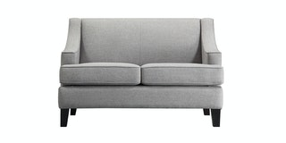 Svarna Design Sofa Arkansa 2 Dudukan Light Grey