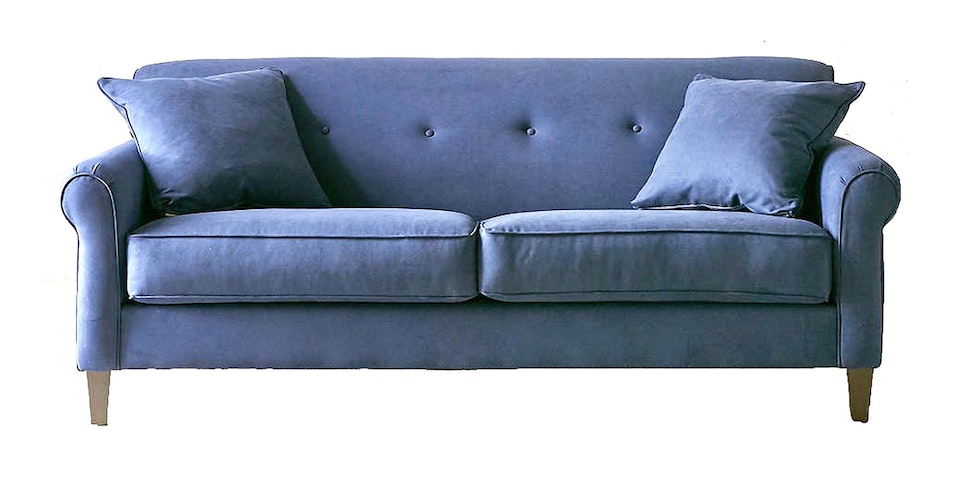 Svarna Design Sofa Brooklyn 2 Dudukan