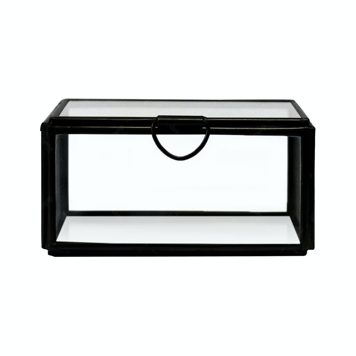 TAN LIVING Black Onyx Box