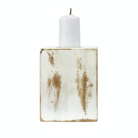 TAN LIVING Candle Wood Stamp
