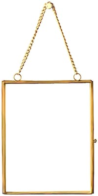 TAN LIVING Recta Hanging Photo Frame