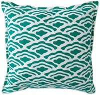 Tan Living Sarung Bantal R92 Ocean Green Large