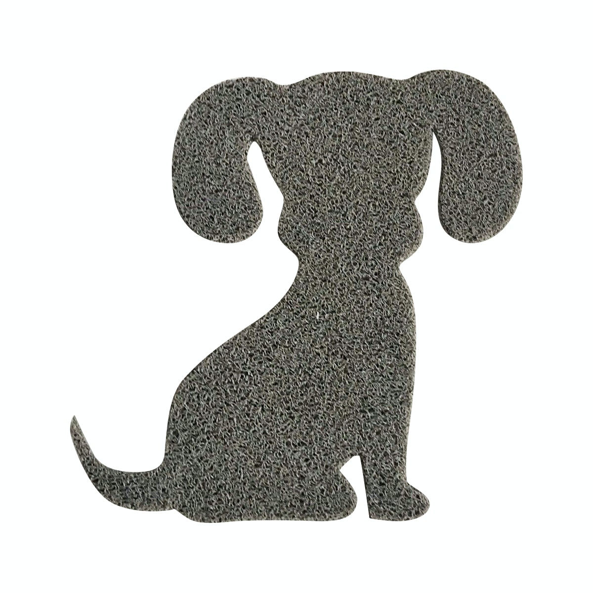 The Alice's Place Keset Doggie Grey 50x55cm