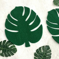 The Alice's Place Monstera 50 x 60 Green