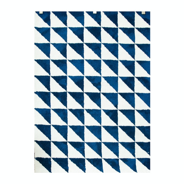 Vision Pop Triangle 180 x 270 cm Blue