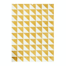 Vision Pop Triangle 160 x 220 cm Mustard