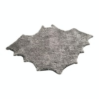 The Alices Place Bat Wing Rug 100 x 150 cm Grey