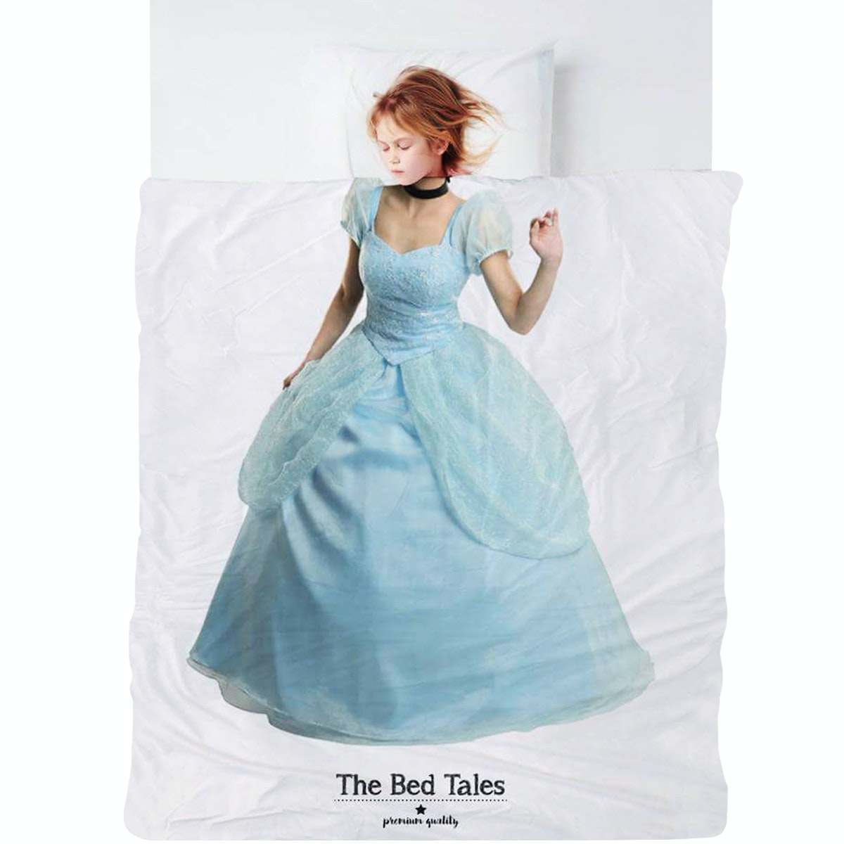 The Bed Tales Bed Cover Princess (200cm x 135cm)