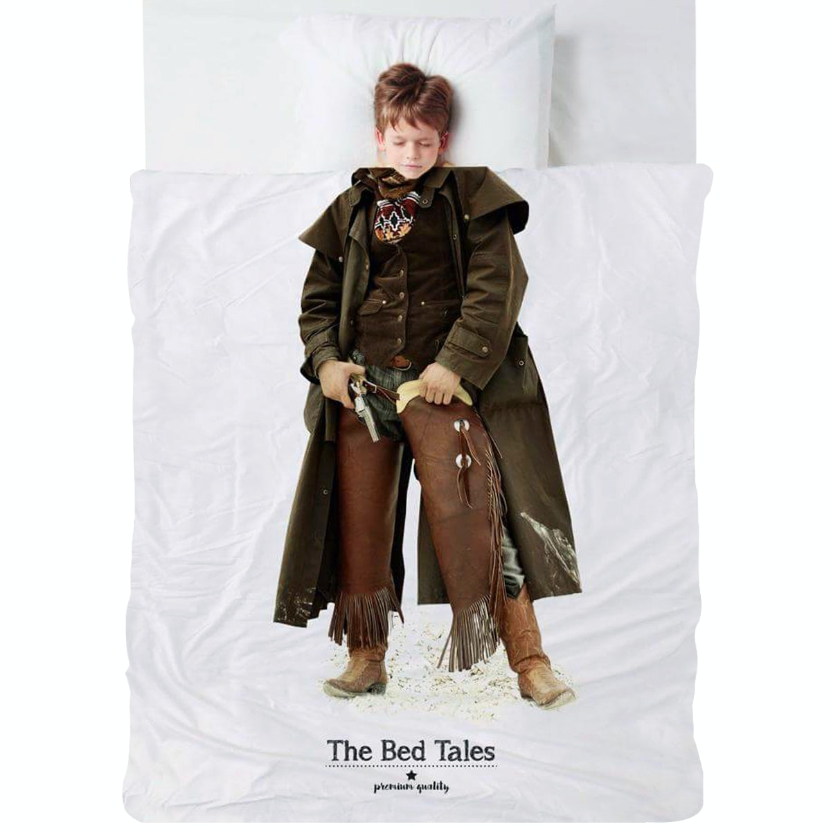 The Bed Tales Bed Cover Pirate (200cm x 135cm)