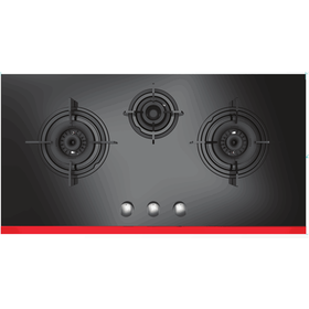 LINEA by TEKA Gas Hob GLM 86 3G