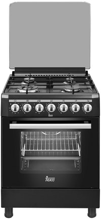 TEKA Freestanding Cooker FS66F 4G Black