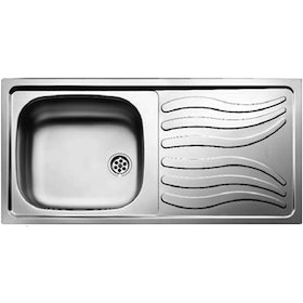 TEKA Kitchen Sinks Napea 1B 1D