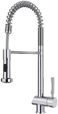 TEKA Tap MY Pull Down Shower Sink Mixer