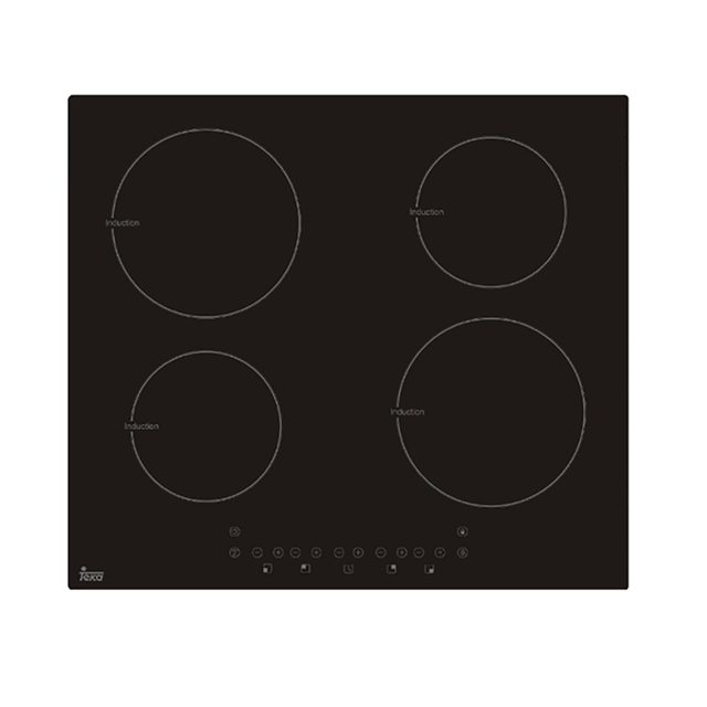 TEKA Induction Hob 4 Zona 60 cm