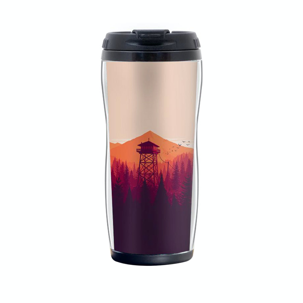 Tees Forest Patrol (Tumbler)