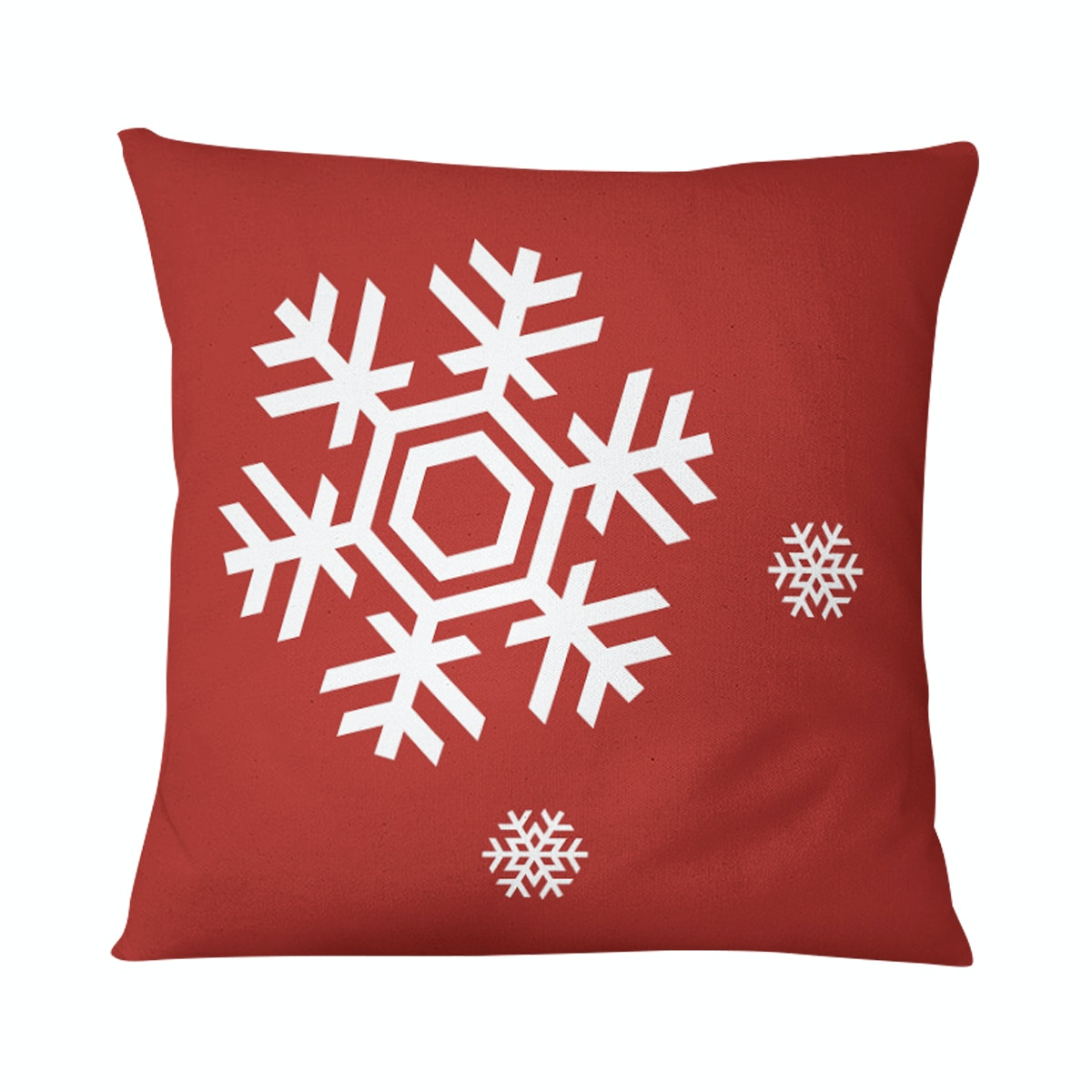 Tees Christmas Pillow 40X40Cm (Insert+Cushion Cover 40X40Cm)