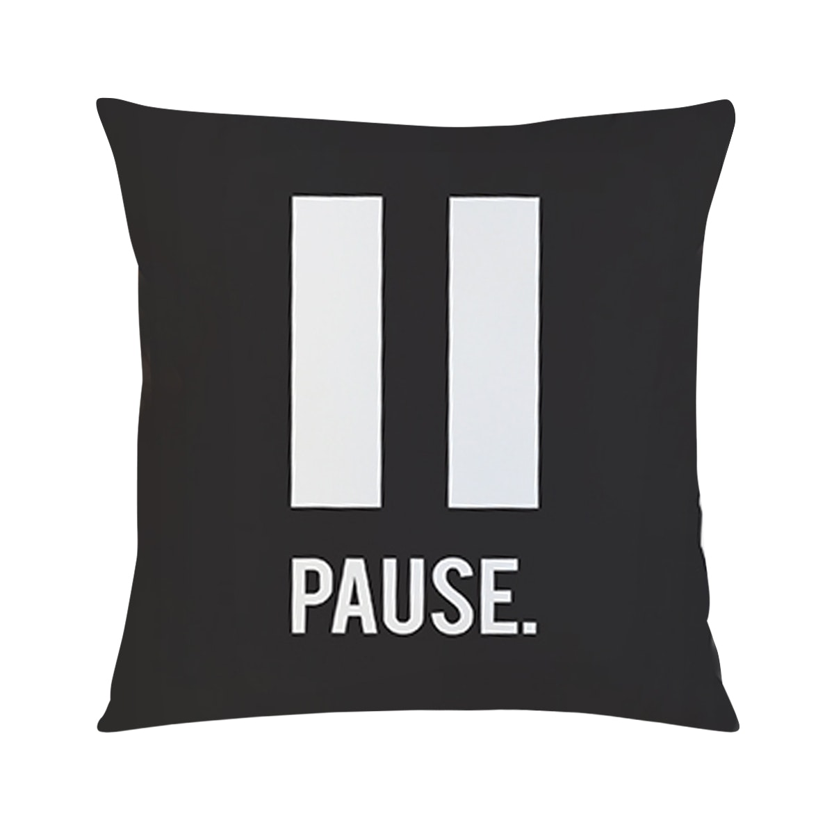 Tees Pause When You Tired (Insert+Cushion Cover 40X40Cm)