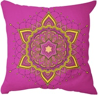 Tees Bantal Keren (Star Celtic Knot) (Insert+Cusion Cover 40X40cm)
