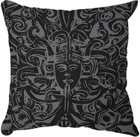 Tees Bantal Dayak Vintage (Insert+Cusion Cover 40X40cm)
