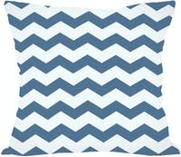 Tees Chevron Beach (Insert+Cushion Cover 40X40Cm)
