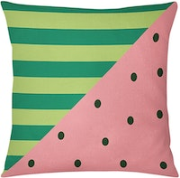 Tees Cushion Motif Summer's Watermelon