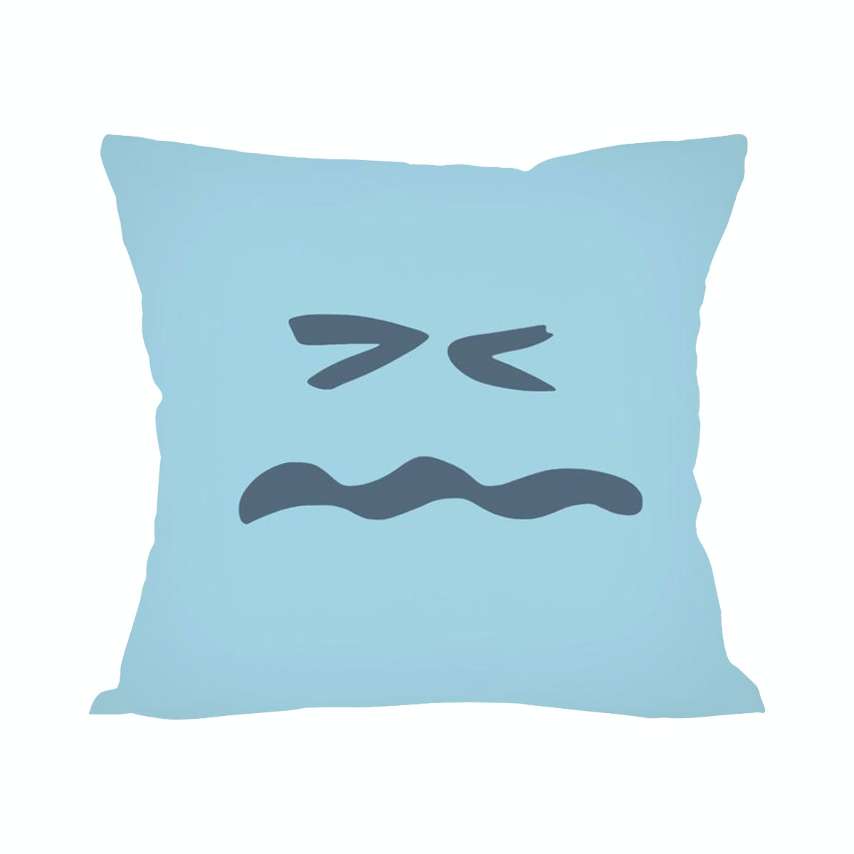 Tees 3Strokes Nervous (Insert+Cushion Cover 40X40Cm)