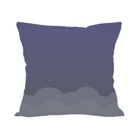Tees Sky (Insert+Cushion Cover 40X40Cm)