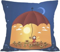 Tees Menjelang Malam (Insert+Cushion Cover 40X40Cm)