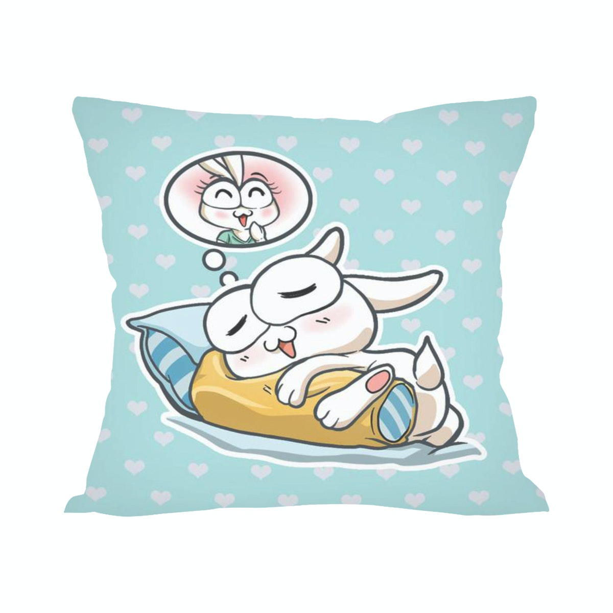 Tees Bobo Ciank (Insert+Cushion Cover 40X40Cm)