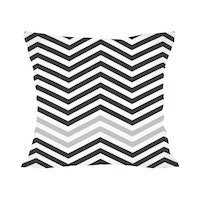 Tees Ziggy Monochrome (Insert+Cushion Cover 40X40Cm)