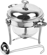 Weston Food Warmer Diamond Round 4 Liter