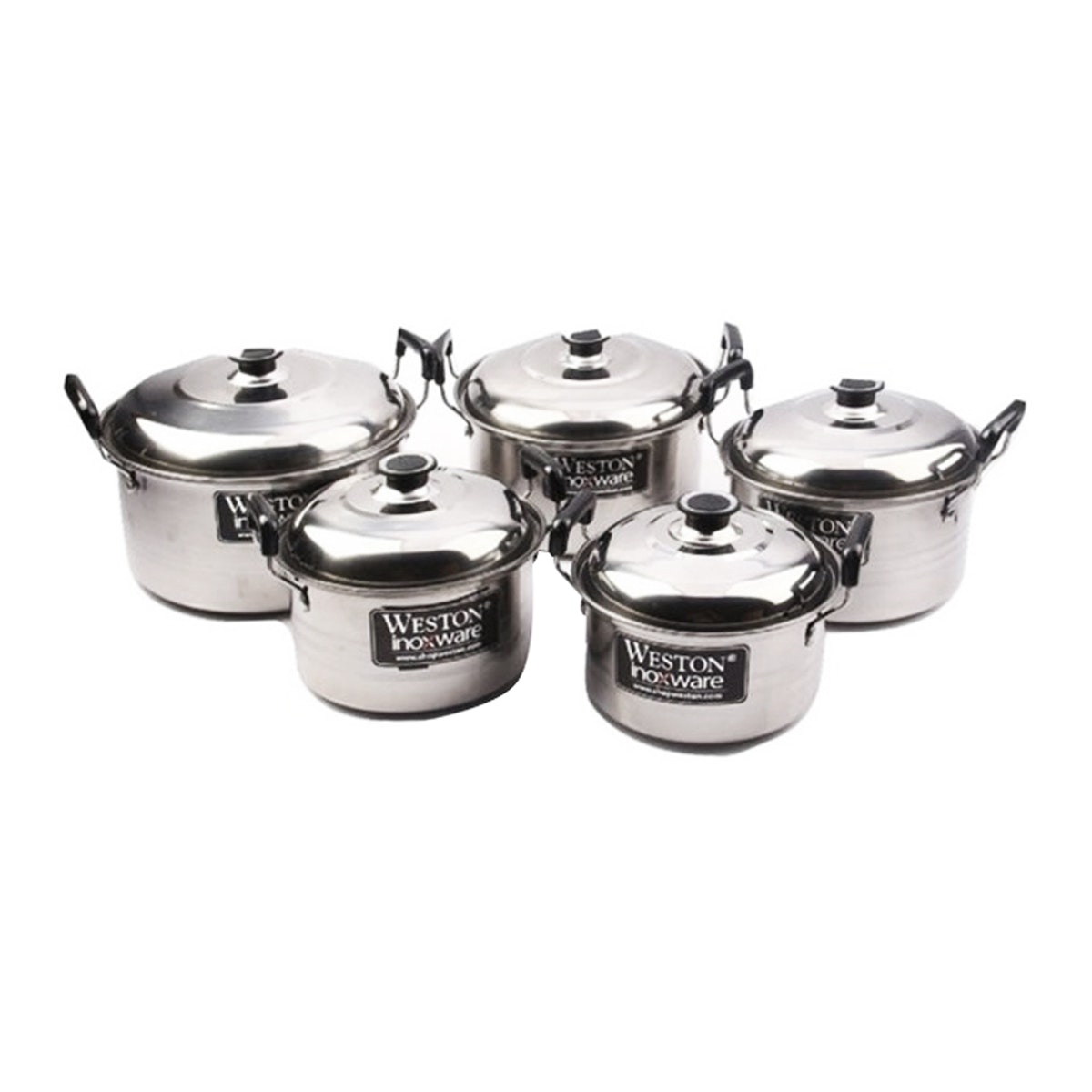 Weston Dutch Oven Set 5 sizes W1X-DS5