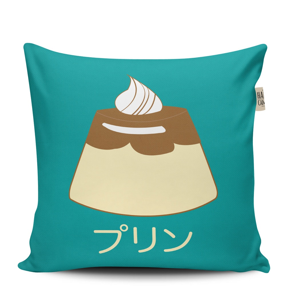 The Happy Camper Big Purin Cushion