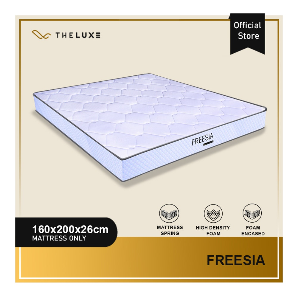 The Luxe Kasur Reveire Freesia Uk 160x200